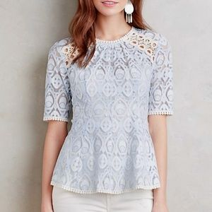Anthropologie | Signa Lace Blouse